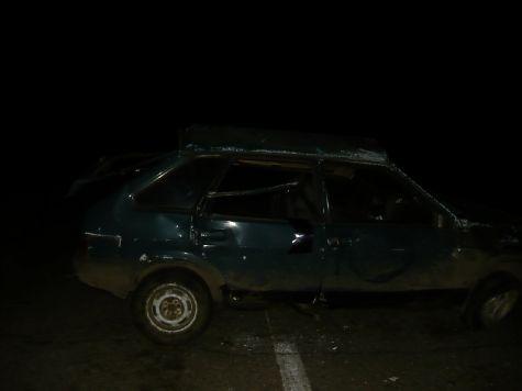 ВМышкинском районе вДТП погибли два человека