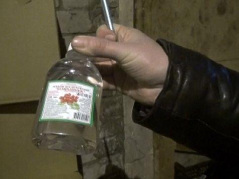ВЯрославле найдено 252 литра подозрительного «Боярышника»