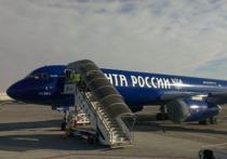 Самолет Почты России совершил первый прямой авиарейс в Новосибирск из Шэньчжэня