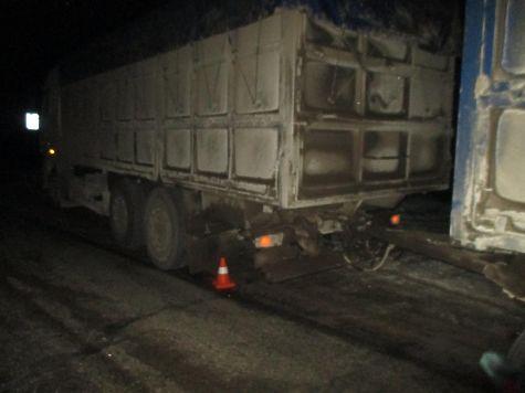 Натрассе М-8 вЯрославской области сбили женщину пешехода