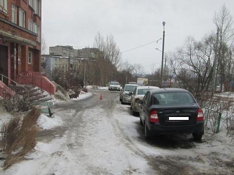ВЯрославле шофёр иномарки сбил 5-летнего ребенка