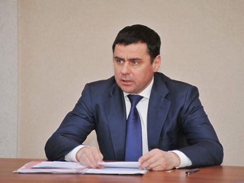 Дмитрий Миронов примет участие ввыборах губернатора Ярославской области