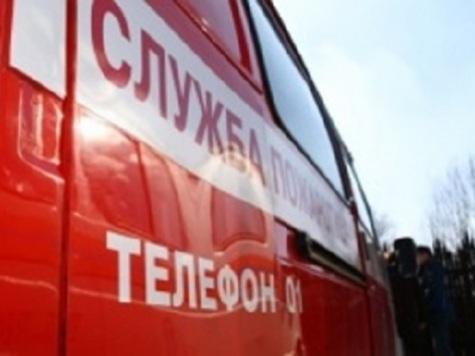 ВТутаевском районе впожаре вбане умер мужчина