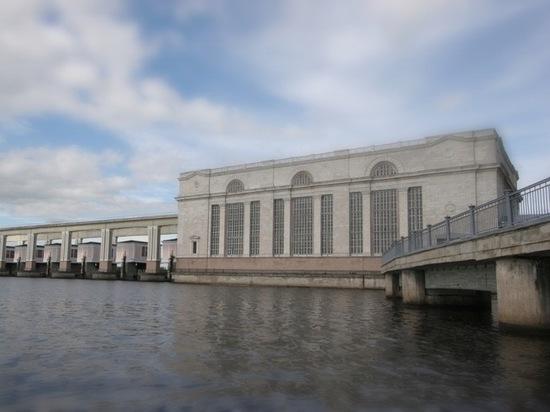 На Каскаде Верхневолжских ГЭС началось половодье
