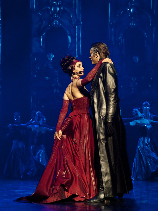 24 марта на сцене КЗЦ «Миллениум» зрители Ярославля увидят легендарный мюзикл «Монте-Кристо»