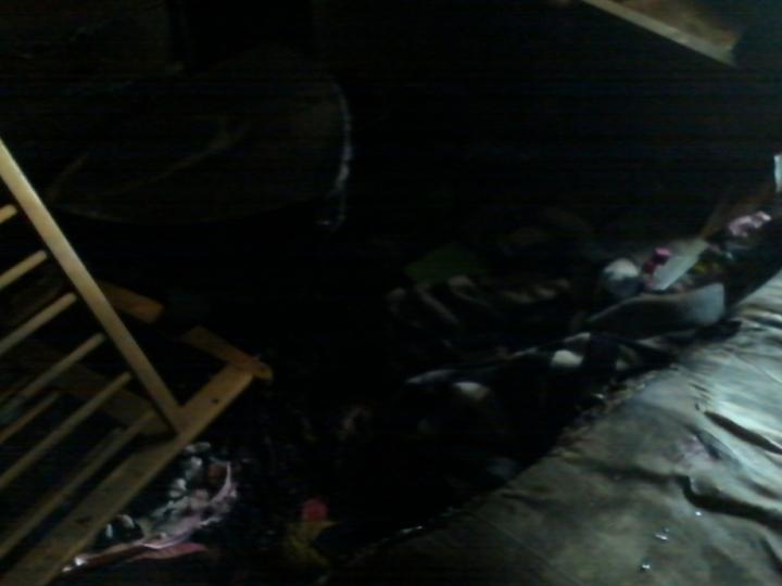 Две маленькие девушки погибли впроцессе пожара вЯрославской области