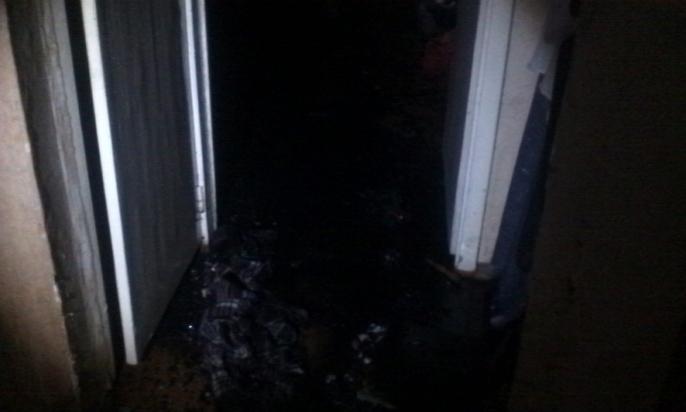 Ночью горела квартира вЗаволжском районе Ярославля, есть пострадавшие