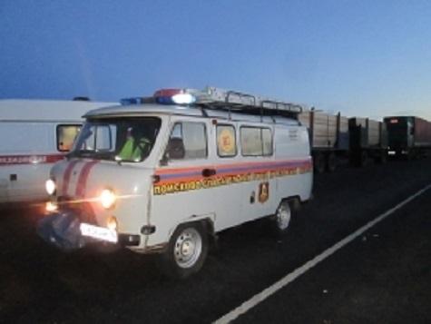 Ночью под Ярославлем вмассовой трагедии 5-ти авто погибли люди