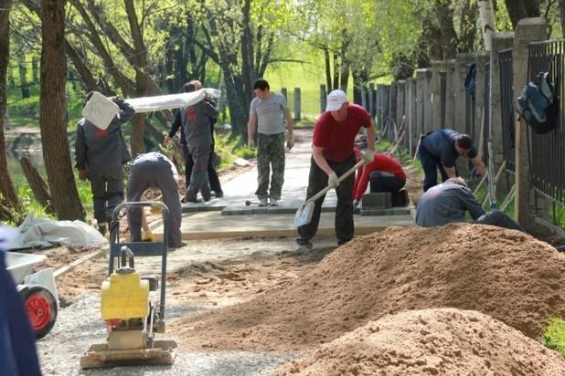 Впарке «Нефтяник» Ярославля начался ремонт