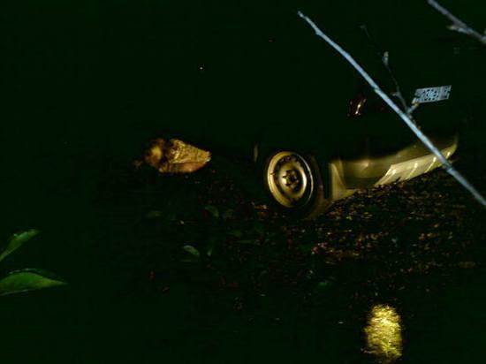 Врезультате дорожно-траспортного происшествия водителя иномарки выбросило через ветровое стекло