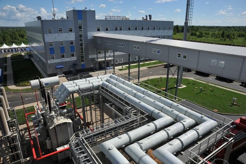 ВЯрославской области ввели вэксплуатацию Хуадянь-Тенинскую ТЭЦ
