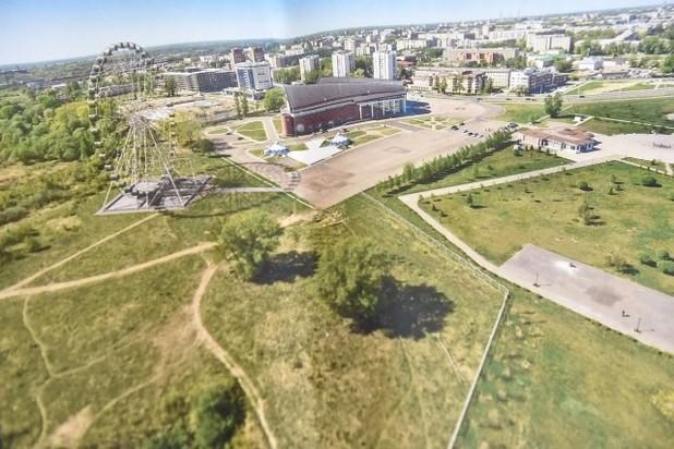 Кследующему Дню города вЯрославле появится «Колесо обозрения»