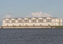 Гидроузлы Каскада Верхневолжских ГЭС закрыли водосливные плотины