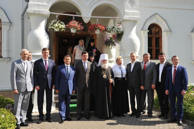 Помощник президента пообещал восстановить Тологский монастырь вЯрославле в 2018г.