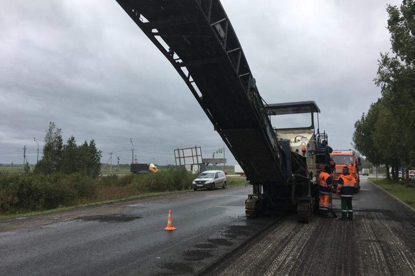 Дмитрий Миронов: Подрядчик за собственный счет переделывает ремонт натрассе Ярославль-Углич
