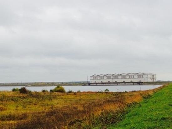 Каскад Верхневолжских ГЭС готов к работе в зимний период