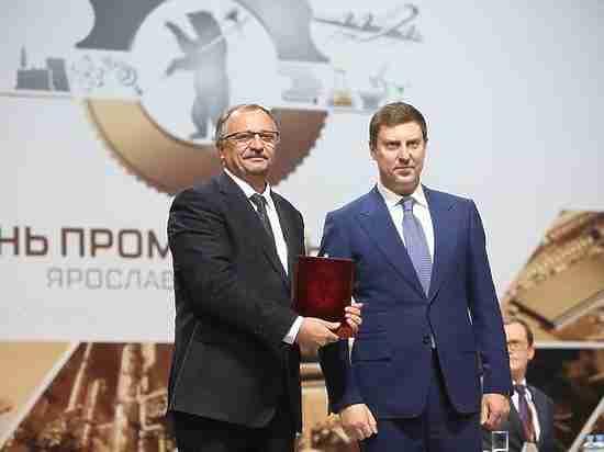 Ярославский филиал MРСК Центра признали лучшим промышленным предприятием