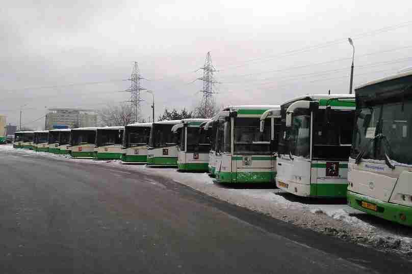 Дмитрий Миронов: руководство столицы готово безвозмездно передать региону автобусы итрамваи