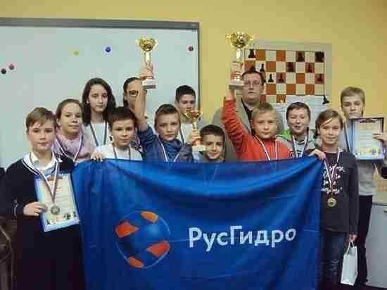 К Дню рождения Рыбинской ГЭС прошел турнир по шахматам