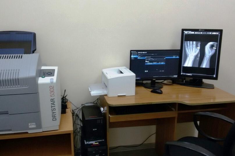 Новогодний подарок отПрезидента для ярославской клиники №9— новый рентген-аппарат