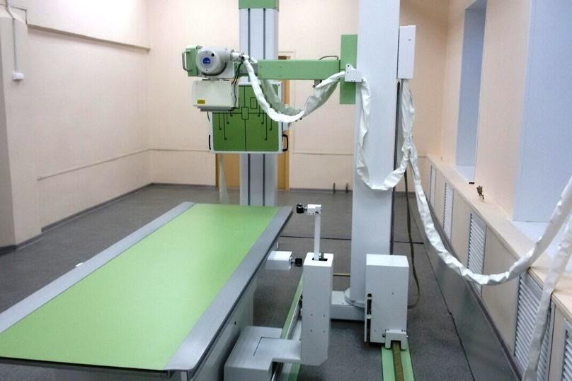 Новый рентген-аппарат установили вярославской медицинской клинике №9