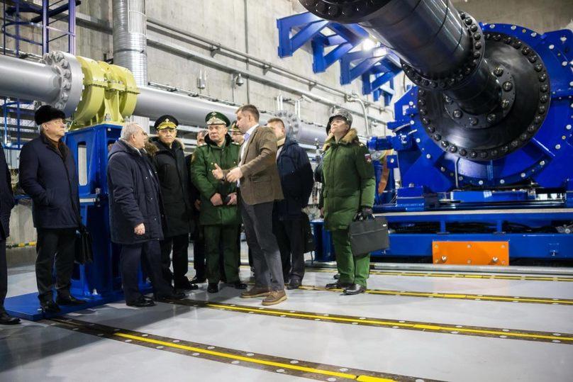Нарыбинском заводе наладили производство трёх газотурбинных морских моторов