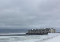 На Верхней Волге проходит зимний паводок