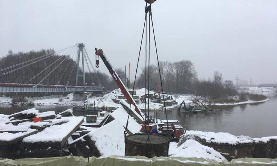 ВЯрославле весной закончится реконструкция моста через Которосль