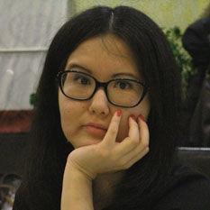 Ирина Бадмаева